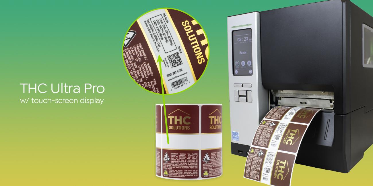THC Industrial Printer