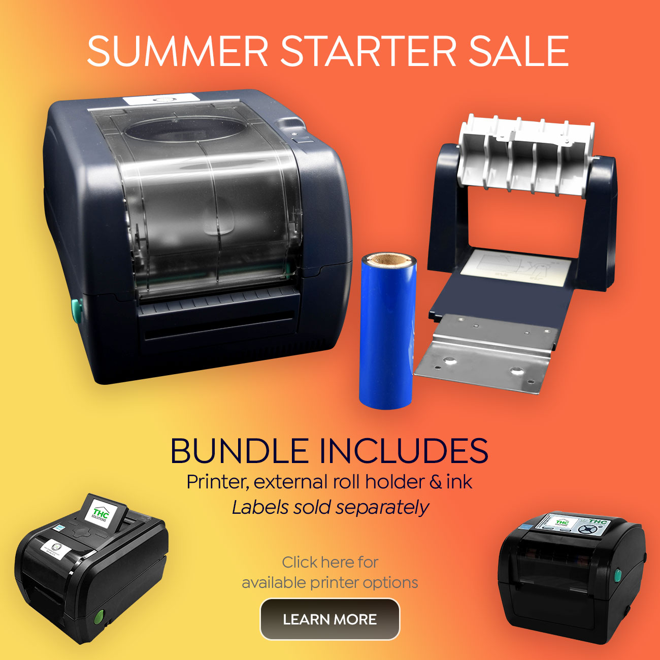 Summer Starter Sale