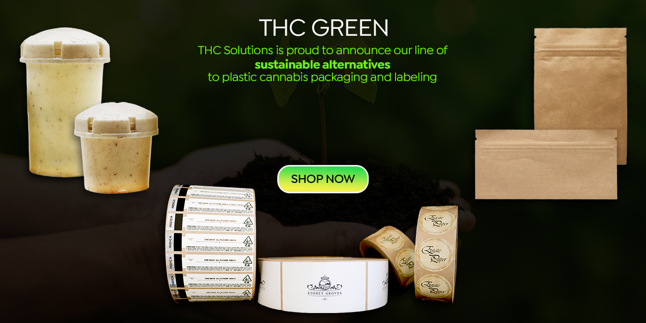 THC Green Eco-friendly packaging