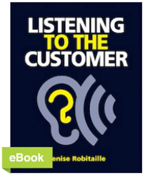 Listening to the Customer eBook