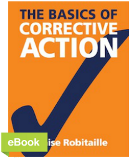 The Basics of Corrective Action eBook