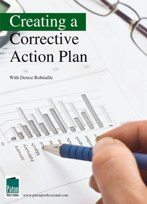 Creating a Corrective Action Plan Video
