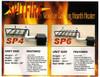 Spitfire Fireplace Blower Fan
