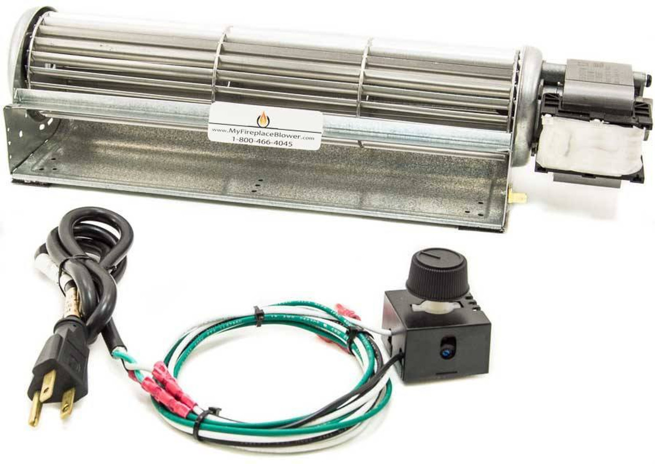 BK Fireplace Blower for the Desa CD36RN Gas Fireplace on