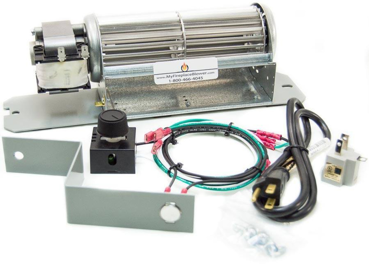 GZ550-1KT Fireplace Blower for Napoleon Fireplaces on