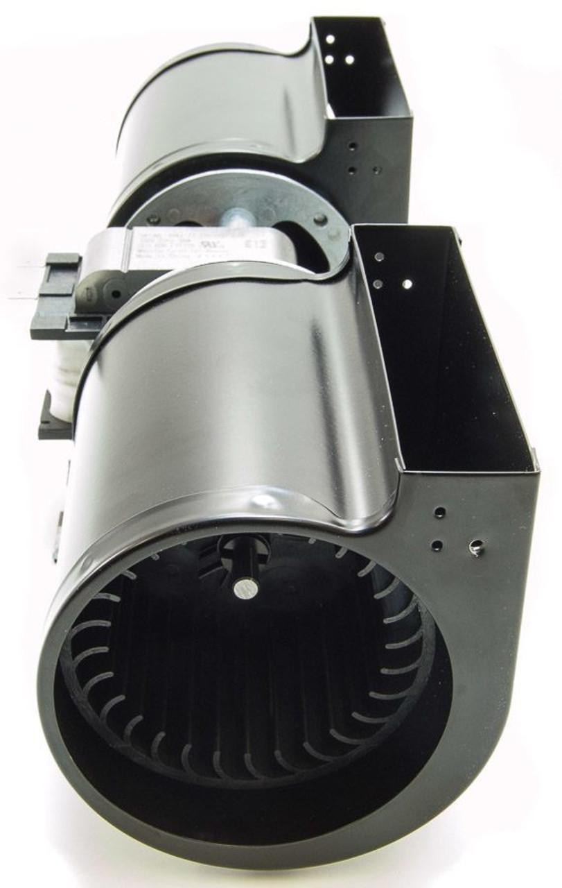 Gfk 160a Heat Amp Glo Fireplace Blower Kit 6000tr Oak