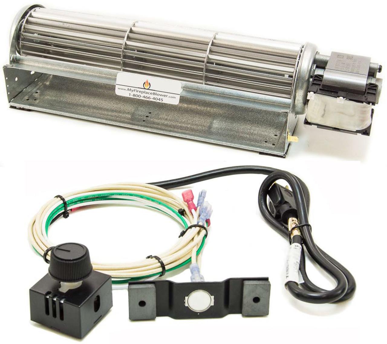 ga3700t fireplace blower fan kit for desa fireplaces rh myfireplaceblower com