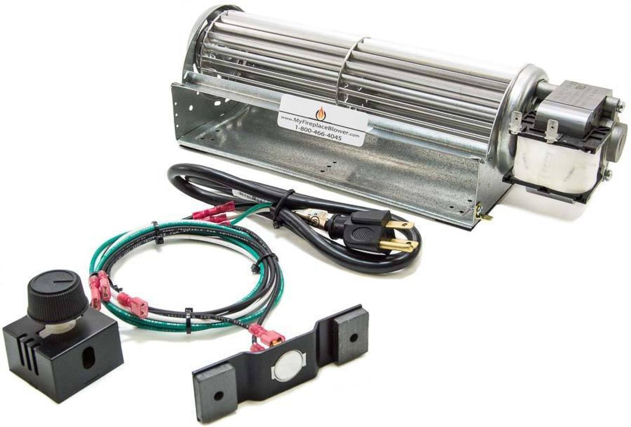 FK4 Fireplace Blower Kit for Heatilator Fireplaces on