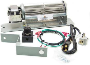 GZ550-1KT Fireplace Blower Fan Kit for Continental CDV33 Fireplace Inserts