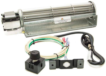 BLOT Fireplace Blower Fan Kit for Monessen DZ36