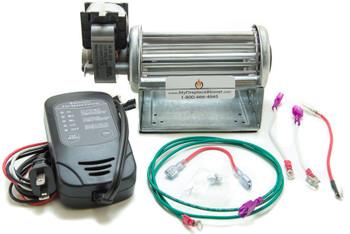 GFK21B Fireplace Blower for Heatilator NDV3630, NDV3630I Fireplace Insert