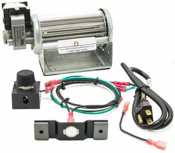 FK21 Blower Kit for Heatilator Gas Fireplaces
