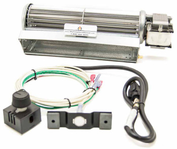 BLOT240 Fireplace Blower Fan Kit for Monessen CDVR33NV117