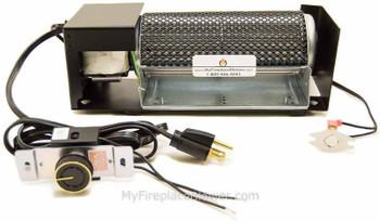Z33FK Fireplace Blower Fan Kit