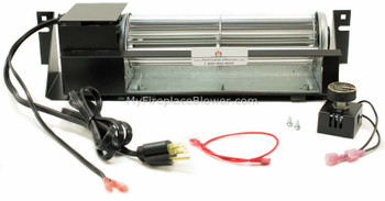 F35FK Gas Fireplace Blower Fan Kit For Kingsman
