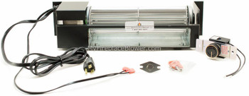 Z36FK Fireplace Blower Kit