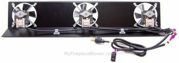LFBL3642 Fan Kit for Wood Burning Fireplaces