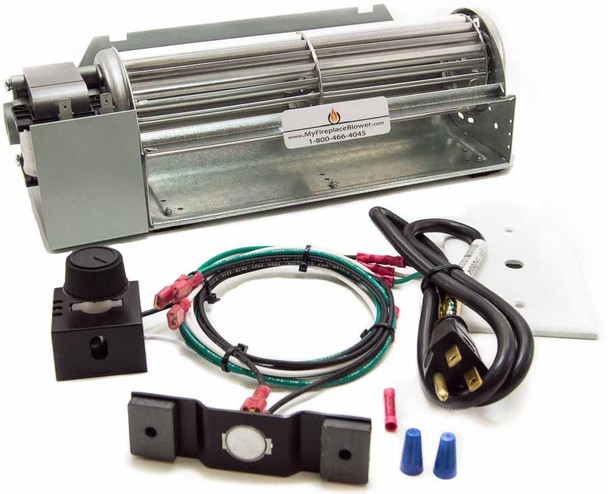 FBK-250 Fireplace Blower Kit for Superior Model B-500CMN