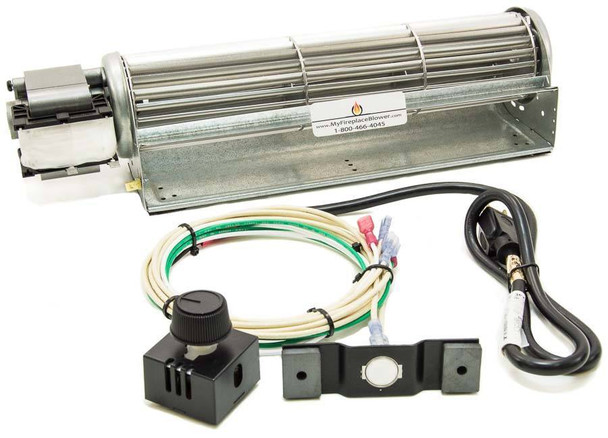 BLOT Fireplace Blower Fan Kit for Monessen BDV400