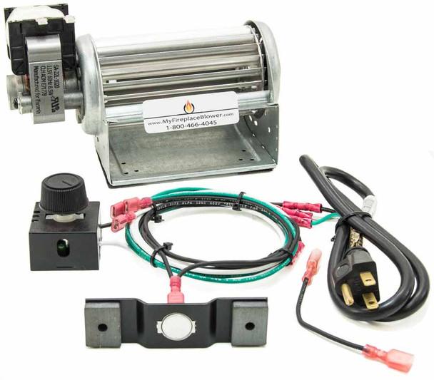 FK21 Blower Kit for Heatilator Gas Fireplaces