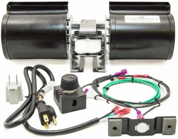 GFK-160 Fireplace Blower Fan Kit for Quadra Fire fireplaces