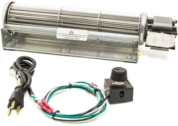 BK Fireplace Blower Kit for Vanguard fireplaces