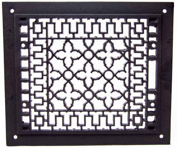 Rectangular Fireplace Grille - My Fireplace Blower