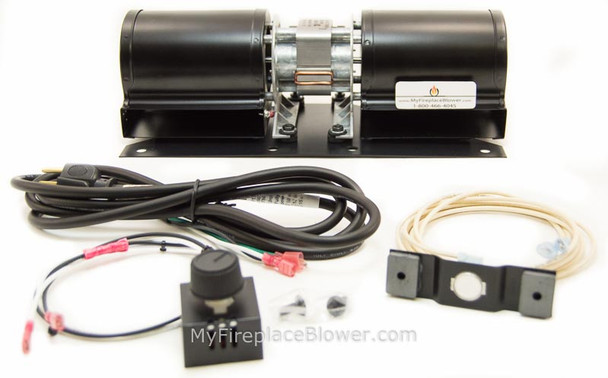 BLOTCS Gas Stove Blower Fan Kit
