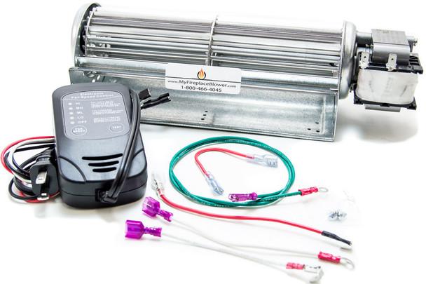GFK4B Fireplace Blower Kit for Heatilator ND4236, ND4236I, Fireplace Insert
