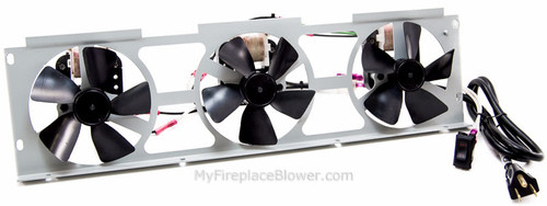 Bk3 Vcbk3 Wood Fireplace Blower Fan Kit