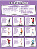 Children Lose Weight Exercise Poster