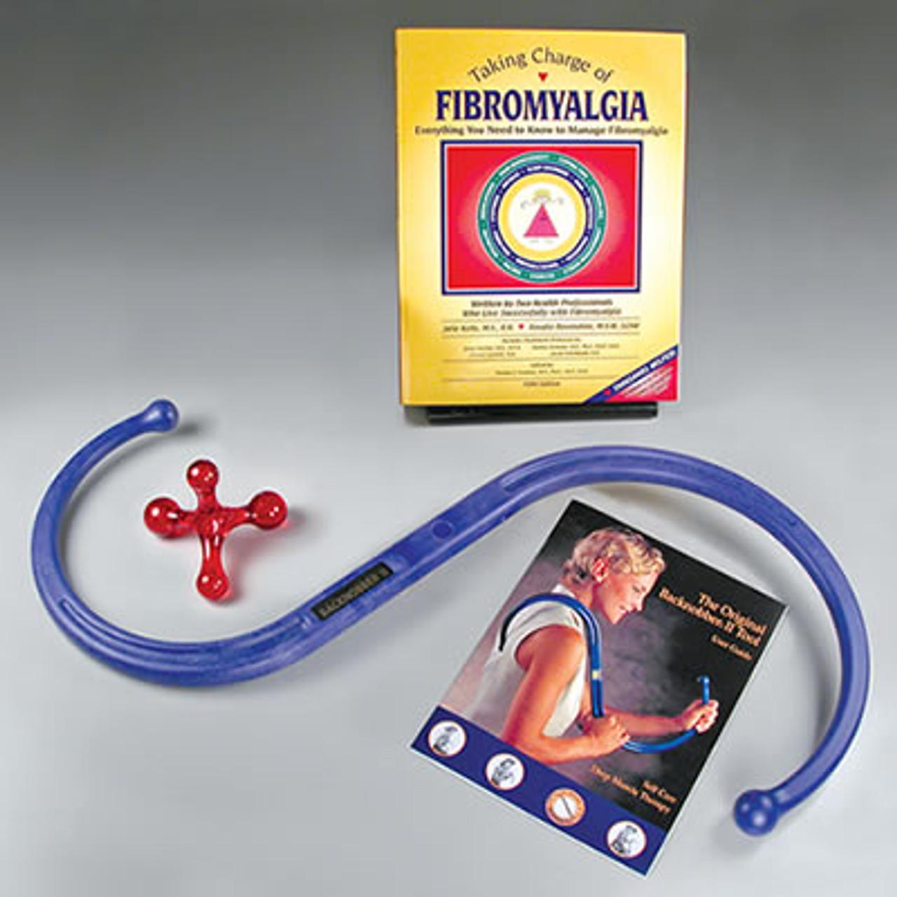 Fibromyalgia Self- Care Massage Tool Kit