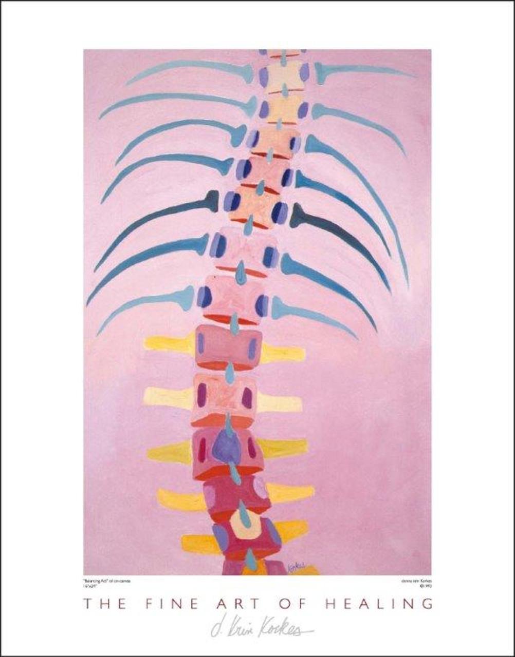 Balancing Act Poster