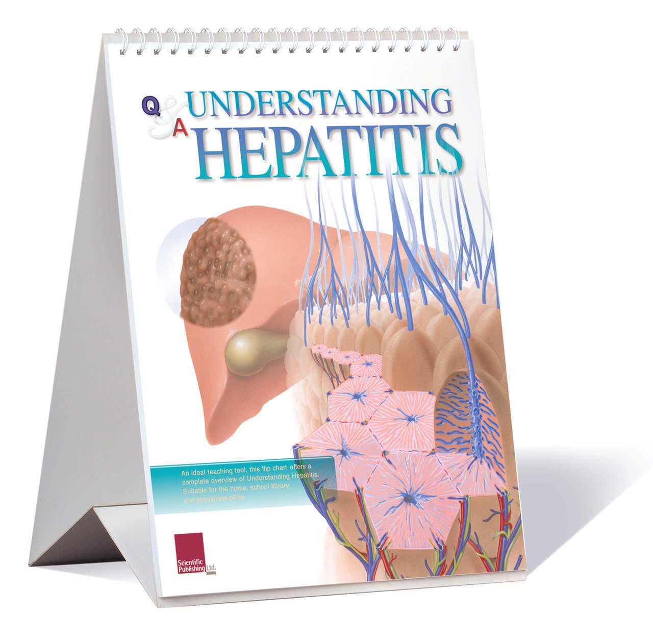 Liver and Hepatitis Flip Chart