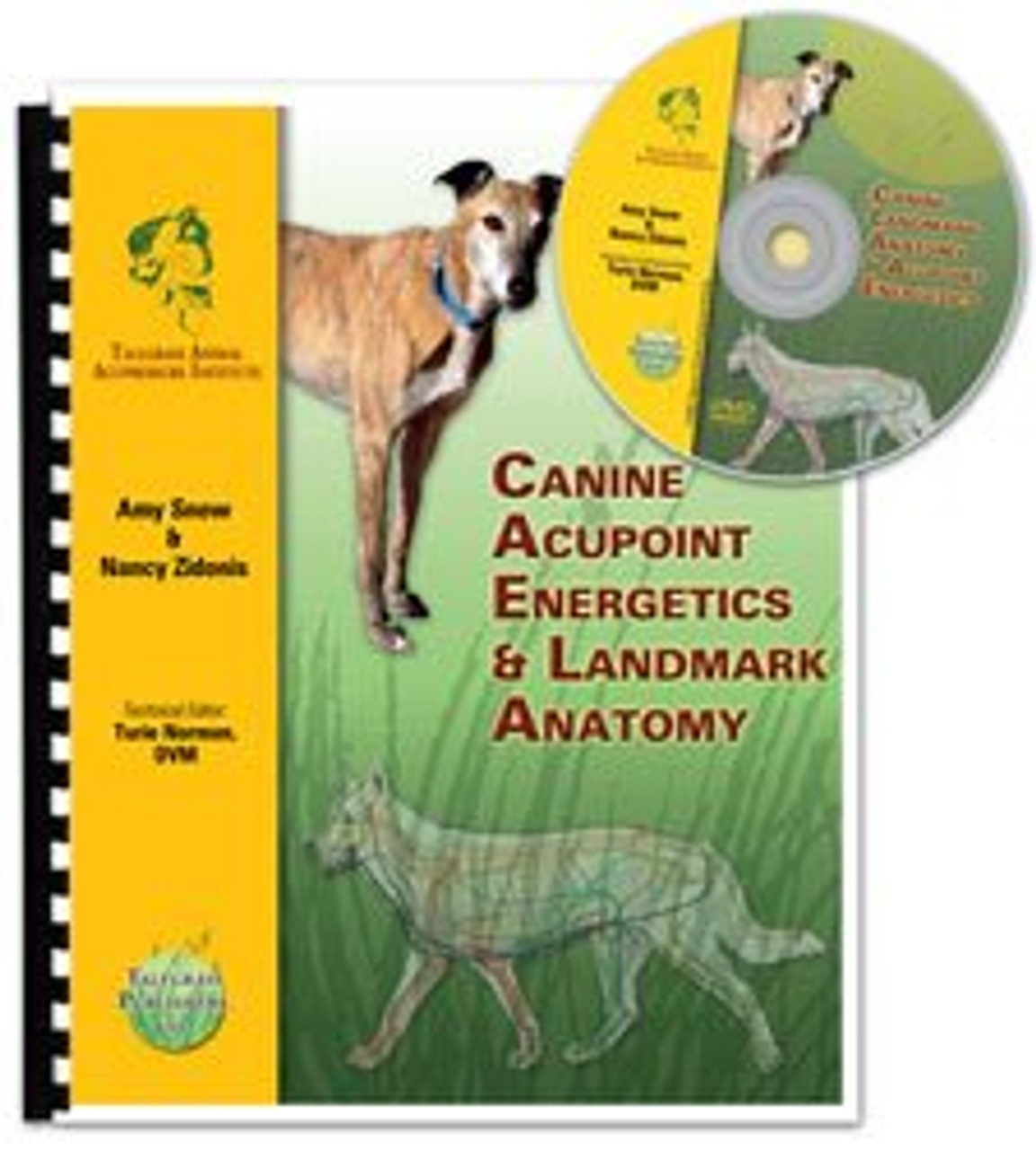 Canine Acupoint Energetics & Landmark Anatomy - DVD & Manual