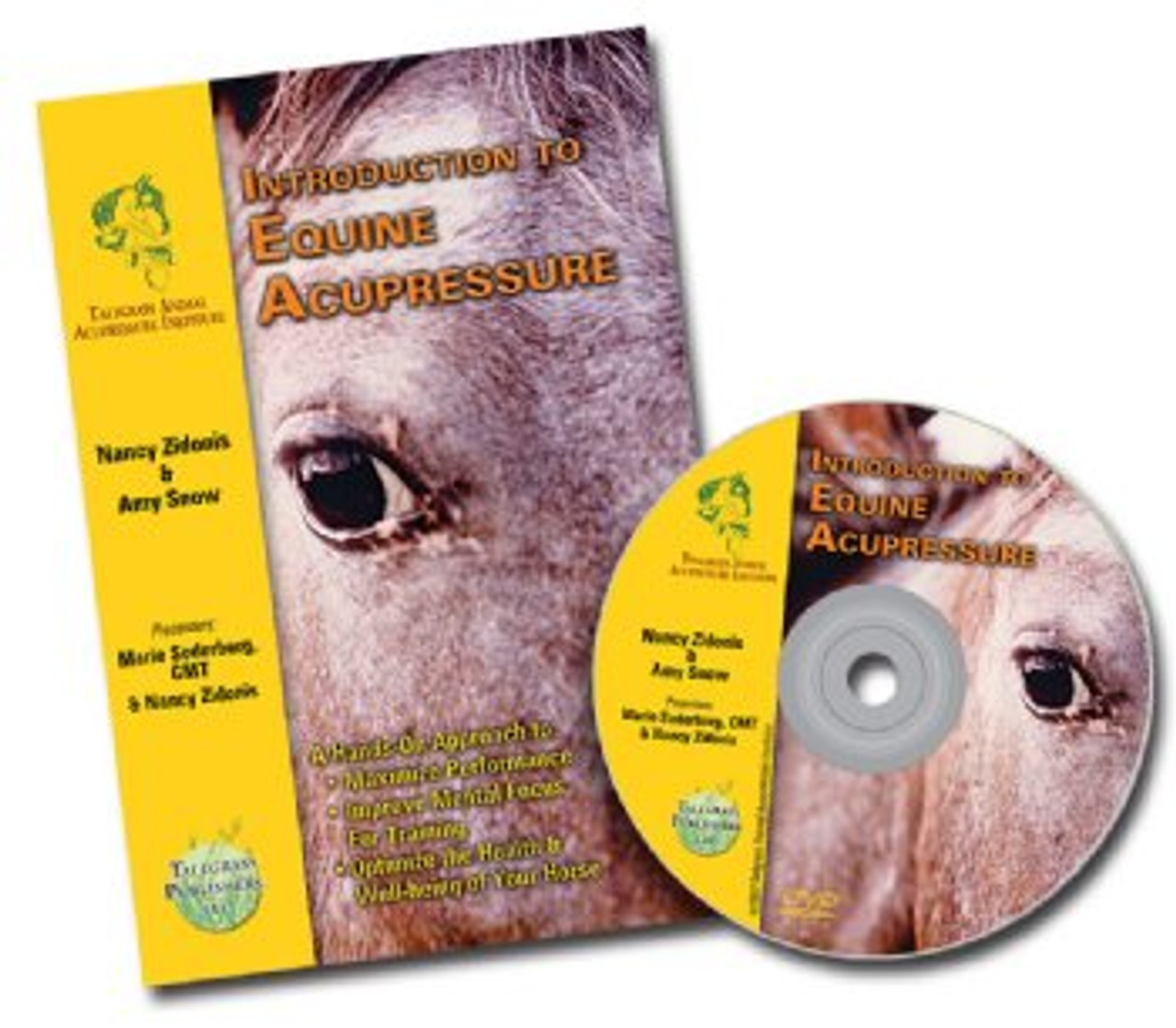 ACUHorse: A Guide to Equine Acupressure & Introduction to Equine Acupressure DVD