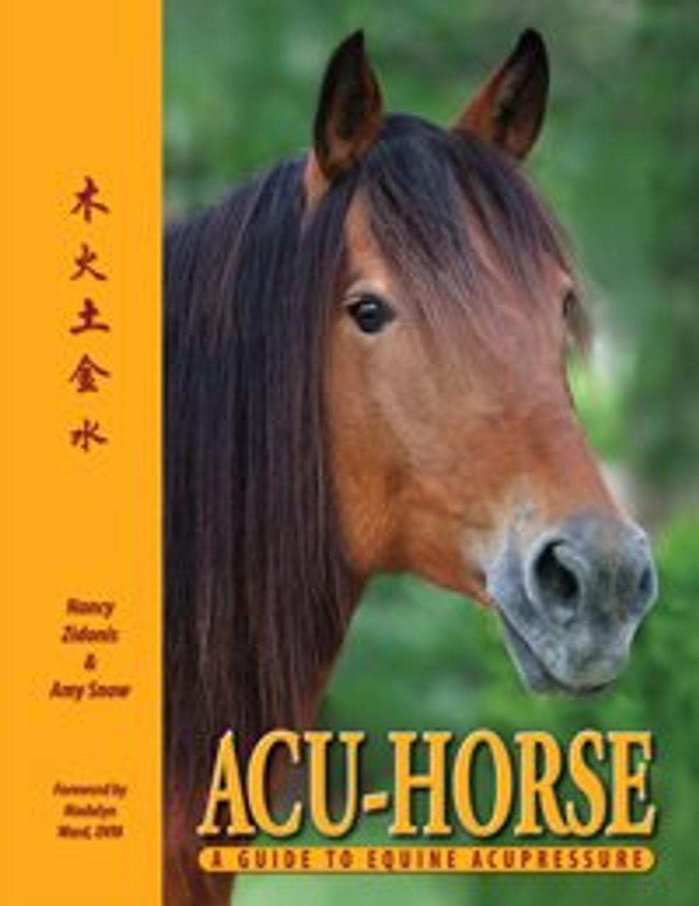 ACU-Horse Acupressure manual