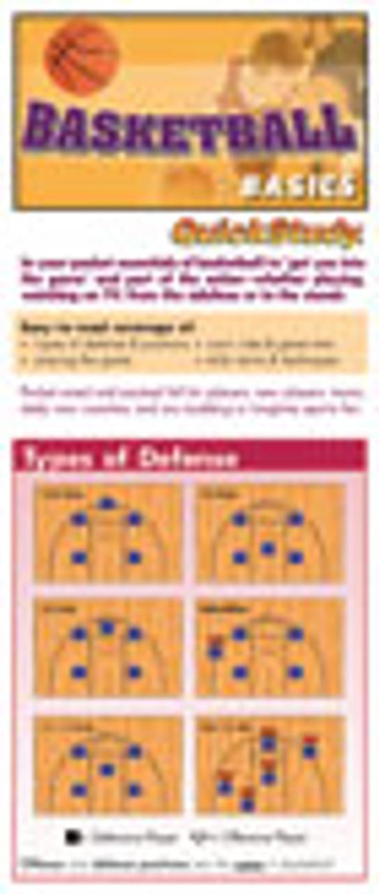 Basketball Basics - Pocket Reference Guide