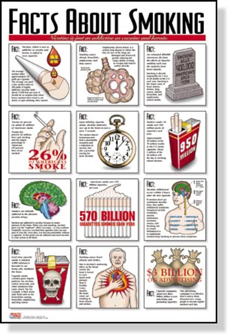 Smoking Facts Poster