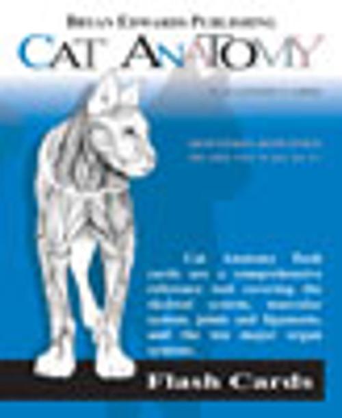 Cat Anatomy Flash Cards