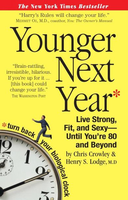 Younger Next Year for Men