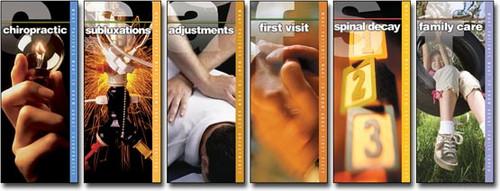 Concepts Chiropractic Brochure Package