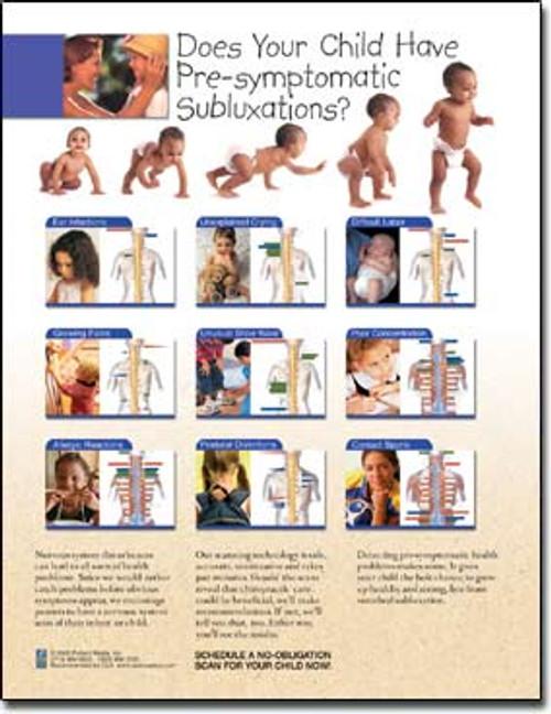 Pediatric Scan Report Insert