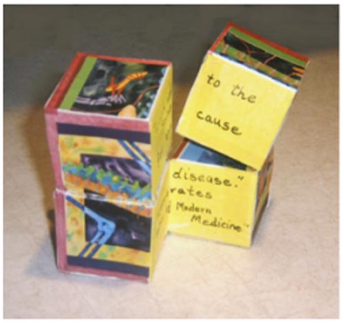 Chiropractic Cube