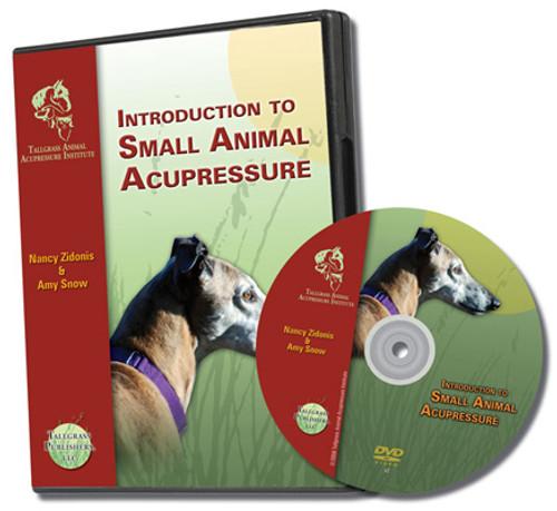 Small Animal Acupressure DVD