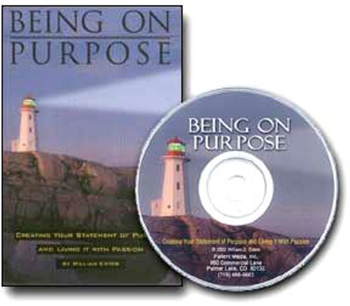 Being On Purpose Chiropractic Book and CD