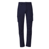 ZP360 - Mens Streetworx Curved Cargo Pant Navy Front
