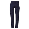 ZP360 - Mens Streetworx Curved Cargo Pant Navy Back