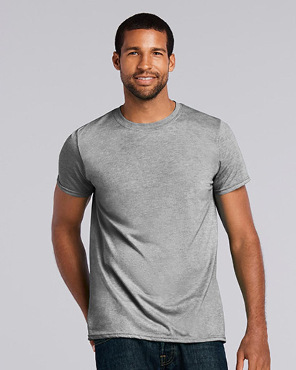 0ca12f12f 64000 - Gildan Softstyle Adult T-Shirt - Online Workwear