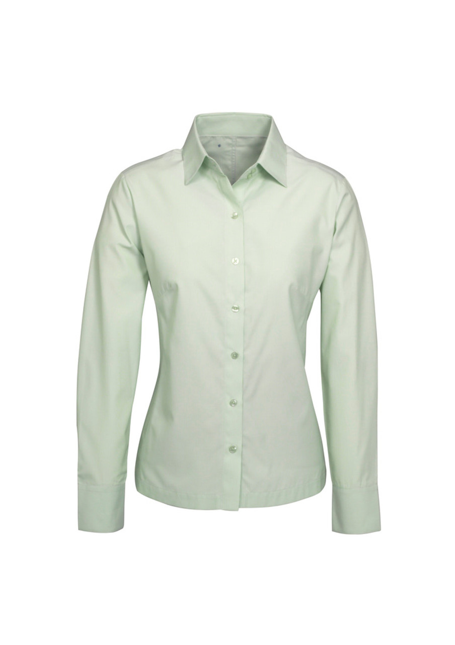 41b9b37fe6cf S29520 - Ladies Ambassador Long Sleeve Shirt - Online Workwear